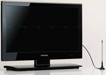 Toshiba REGZA 19P2 - телевизор на аккумуляторах