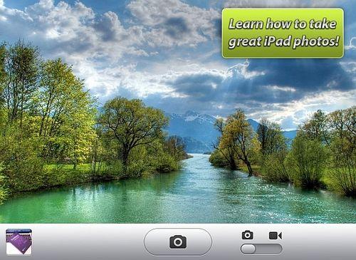 Camera Pro для iPad 2
