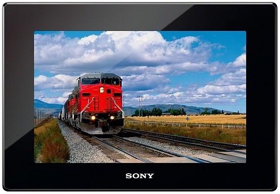 Фоторамки Sony S-Frame HD1000 и HD800
