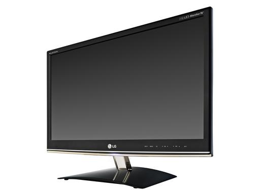 Новый HDTV 3D монитор LG DM50D