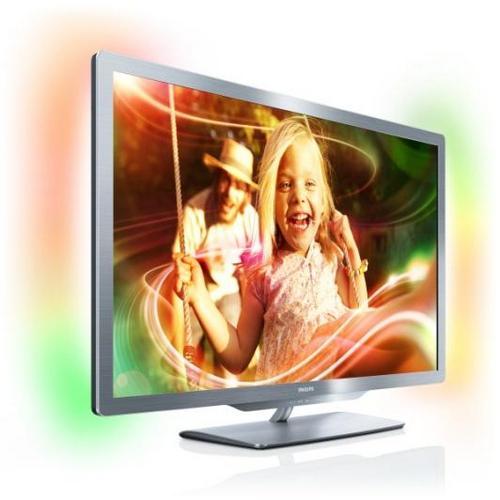 Новые LED-телевизоры Philips серии 7000 с технологией Smart TV