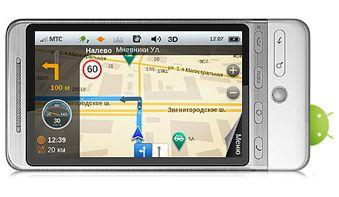 Android-версия навигации Shturmann® уже в продаже