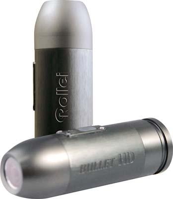 Rollei Bullet HD - пуля видеокамера
