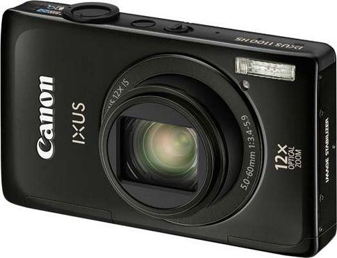Тонкие Canon IXUS 1100 HS и IXUS 230 HS