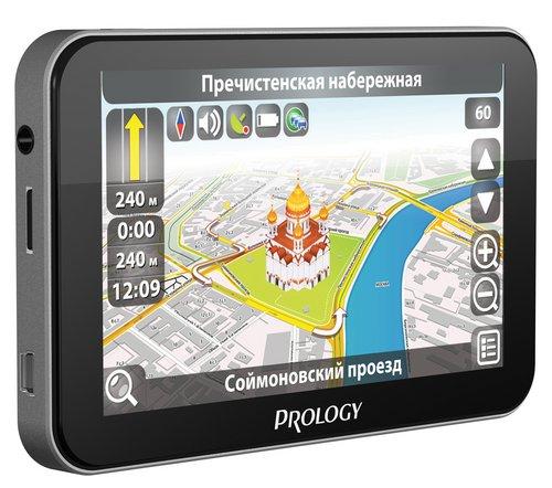 Навигаторы Prology iMap-515Mi и iMap-415Mi