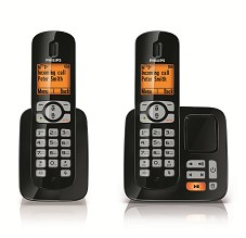 Новые DECT телефоны Philips