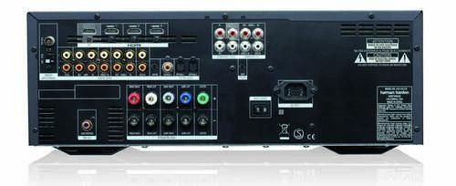 Ресиверы Harman/Kardon AVR 156 и AVR 158