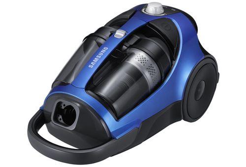 Пылесос Samsung SC88 с системой Super Twin Chamber