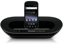 Док-станции Philips Fidelio для устройств на Android