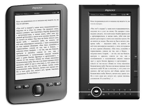 Электронные книги на базе E-Ink Latitude I-501 и I-701