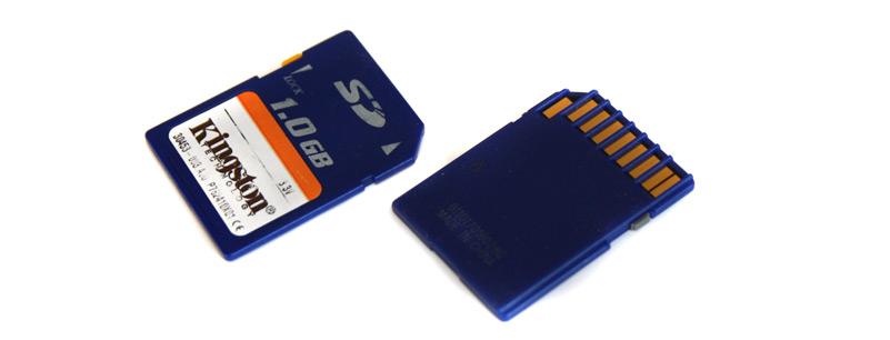 SD карты - классы и совместимость