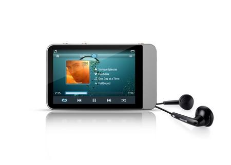 Mp4-видеоплеер Philips GoGear SA60