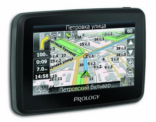 Портативный навигатор Prology iMap-605A