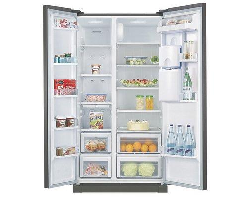 Холодильники Samsung Side-by-Side серии ES