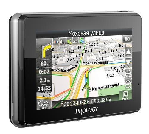Портативный навигатор Prology iMap-540SB