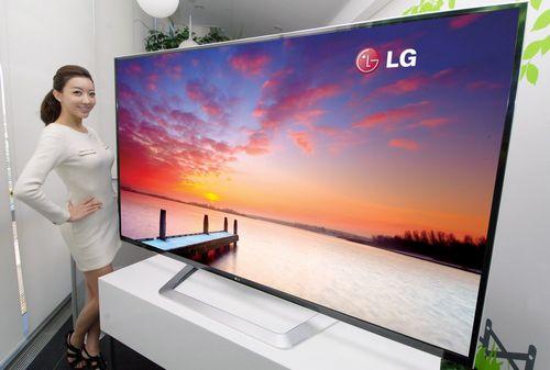 84-дюймовый 3D-телевизор от LG