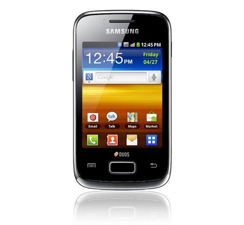 Samsung Galaxy Y Duos и Galaxy Y Pro Duos по 2 симки на брата