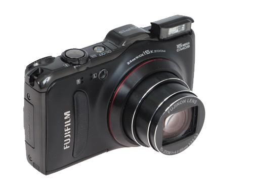 Обзор фотокамеры FujiFilm F550EXR