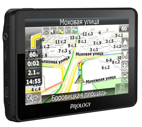 Портативный навигатор Prology iMap-542TG