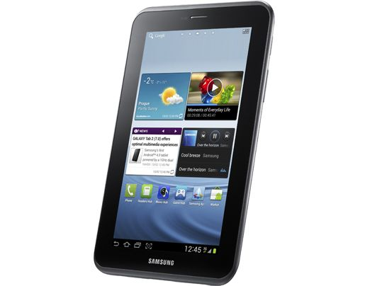 Планшет Samsung Galaxy Tab 2 на Android 4.0