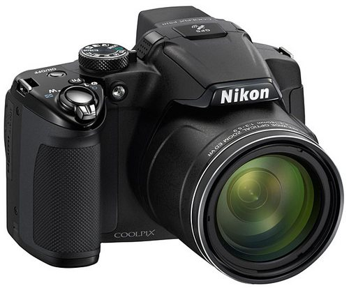 Новинки - Nikon Coolpix P310 и Nikon Coolpix P510