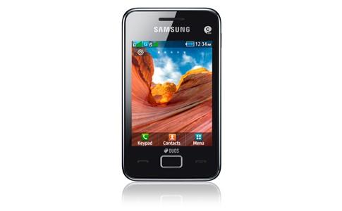 Samsung Star 3 Duos на две сим-карты