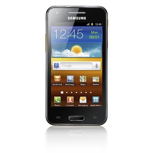 Samsung GALAXY Beam — смартфон со встроенным проектором