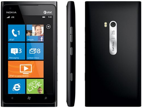 Новый Nokia Lumia 900