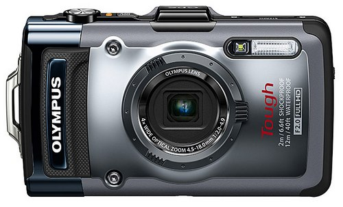 Olympus Tough TG-1 IHS для активного отдыха