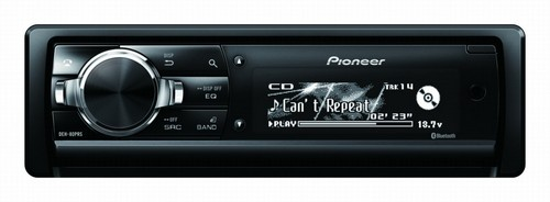 CD-ресивер Pioneer DEH-80PRS