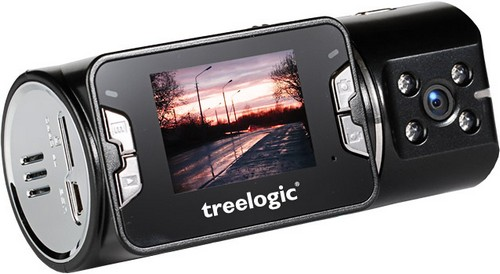 Видеорегистратор Treelogic TL-DVR 2003TID DC