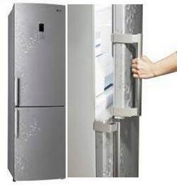 Обновленные холодильники LG 489 и 439 серий