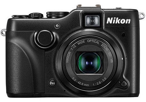 Обзор фотоаппарата Nikon Coolpix Р7100