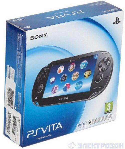 Игровая приставка Sony PlayStation Vita