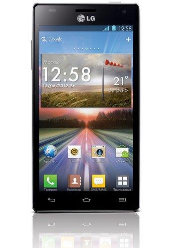 LG Optimus 4X HD - старт продаж