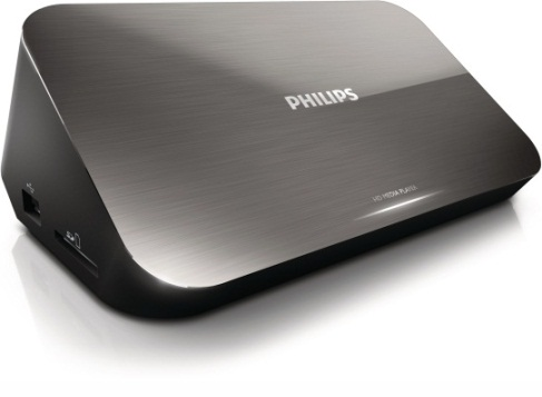 HD-медиаплеер Philips HMP7001