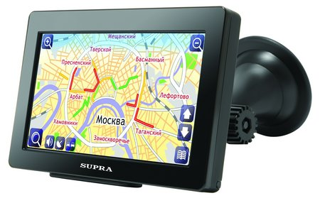 Обзор GPS навигаторов
