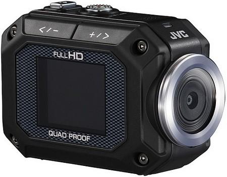 JVC GC-XA1 Adixxion - защищенная видеокамера