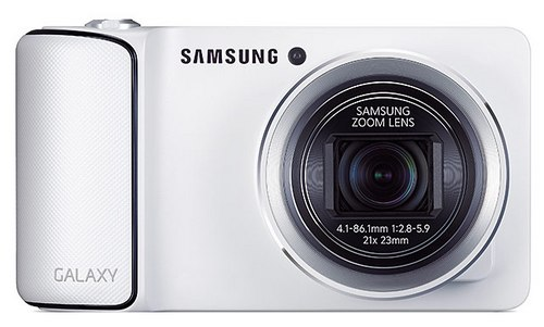 Samsung Galaxy Camera на Android 4.1