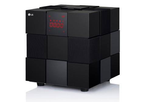 Новинки LG на выставке IFA 2012