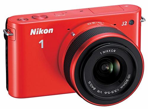 Nikon J2 - пополнение серии Nikon 1