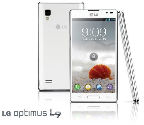 Смартфон LG Optimus L9: новый преставитель серии L-Style