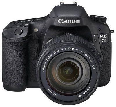 Прошивка (v.2.0) для фотокамеры Canon EOS 7D