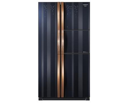 Холодильник Samsung с дизайном от Массимо Зукки