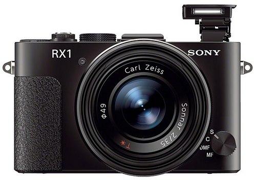 Sony Cyber-shot DSC-RX1 - миниатюрный fullframe