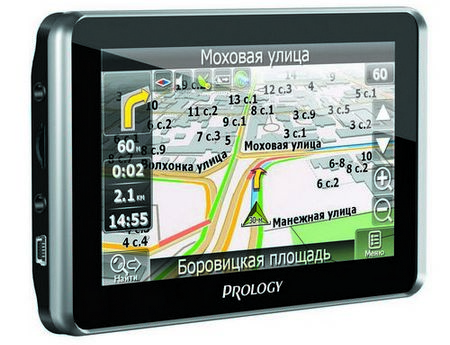 Навигаторы Prology iMap-560TR и Prology iMap-580TR