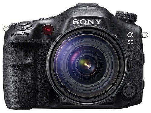 Sony Alpha SLT-A99 - полнокадровый профессионал