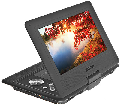DVD-плеер Treelogic TL-PDVD 1001 TV