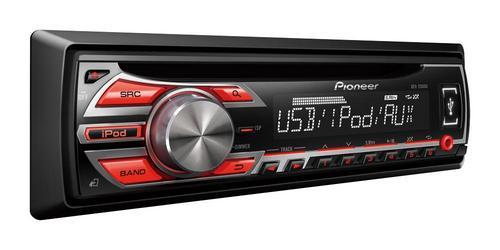 Новые CD-ресиверы Pioneer DEH-2500UI, DEH-1500UB и DEH-150MP