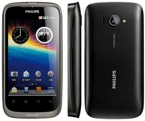 Philips Xenium W632 - долгоиграющий смартфон на 2 сим-карты